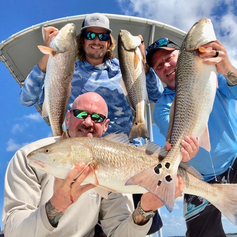 Cape Coral Fishing Charters - August 2019