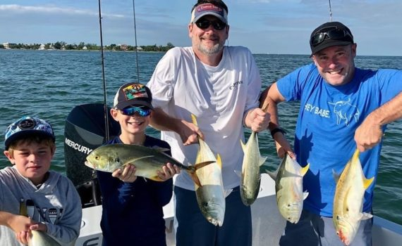 Cape Coral Fishing Charters - December 2019-1