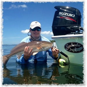 Blue Line Fishing Charters Cape Coral - Captain Keith