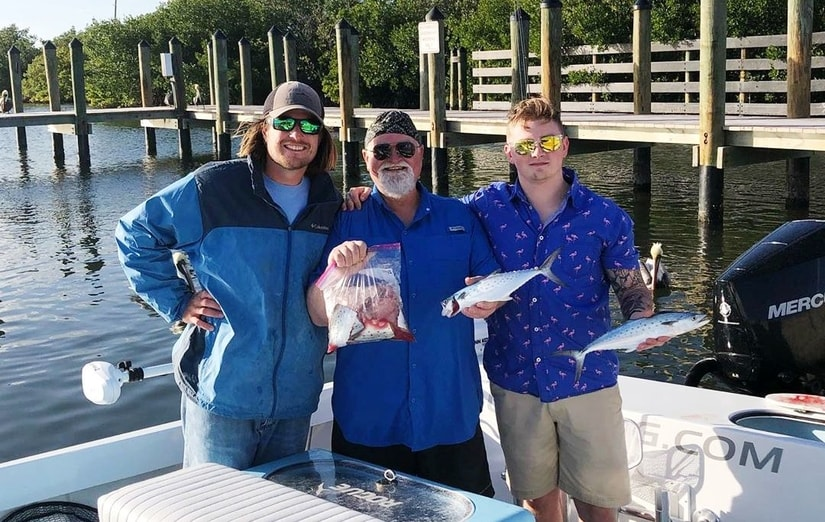BlueLineFishing - Charter Fishing Cape Coral FL