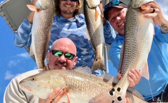 Redfish - Fort Myers Fishing Charters Prices