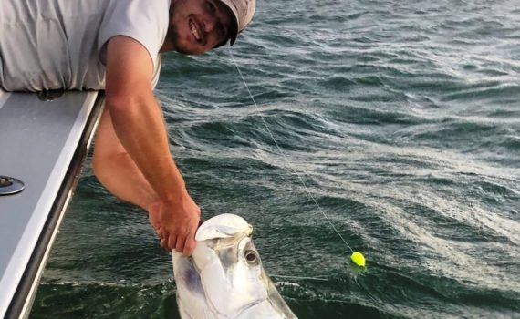 Tarpon - Tarpon Fishing Fort Myers
