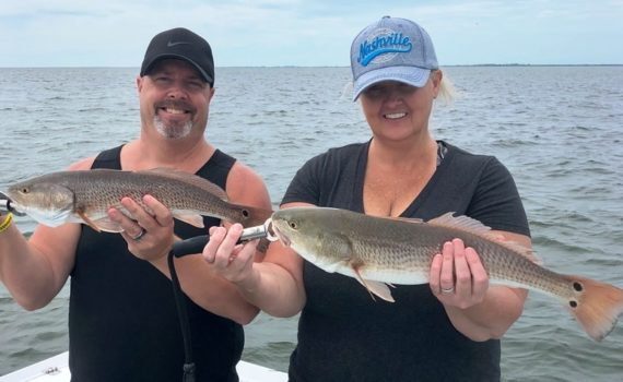 September 2020 Cape Coral Fishing Report - 1