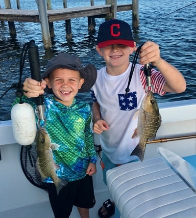 September 2020 Cape Coral Fishing Report - 2