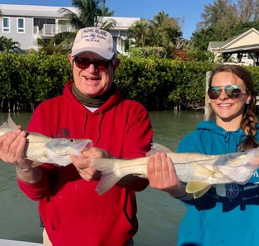 February 2021 Cape Coral Fishing Report 1